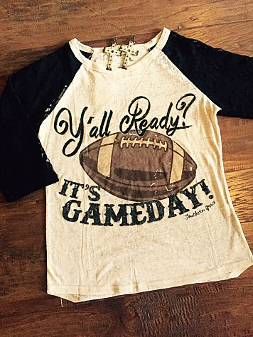 It's Gameday Tee