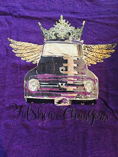 Fulshear Chargers Tailgate Tee