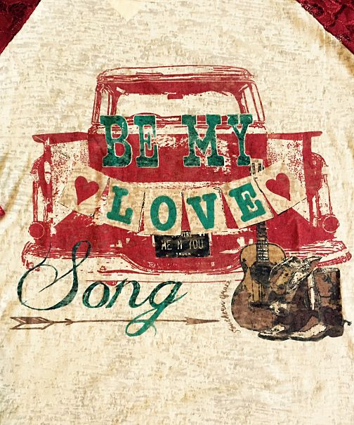 Be My Love Song - Youth Sizes